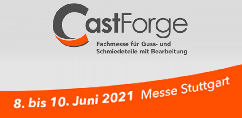 MESSE 2021 - CAST FORGE